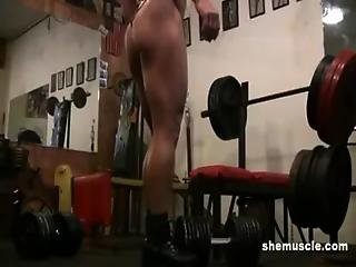 Muskler, Sexy