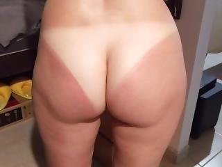 Tan Ass Slut Gf