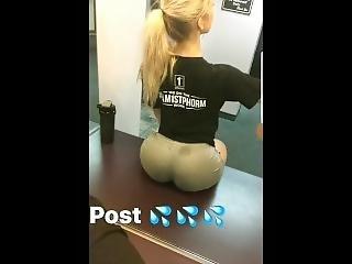 Instagram Fitness Model