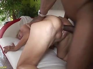 71 Years Old Grannies First Bbc Interracial