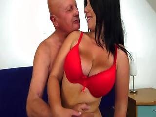 Teen Cutie Fucked By Old Man