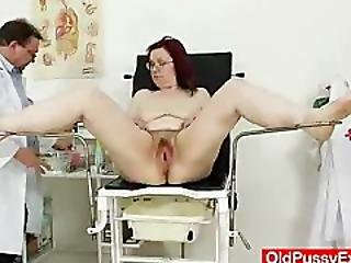 Enema, Examination, Mature, Medical, Sex