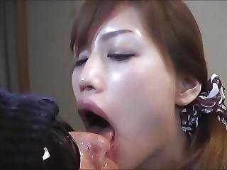 Beautiful And Cute Girls Spit Smelling Fetish Erotic Smell