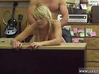 Perfect Blonde Big Tits First Time Puppy Love