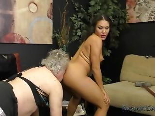 asiatique, cul, gros cul, fétiche, lèche, star du porno, fétichisme
