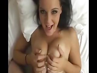 Natasha Nice Makes Guy Cum Twice
