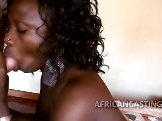 afrikan, amatör, avsugning, casting, ebenholtssvart, hårdporr, kuk, sex