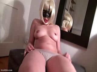 Amateur Blonde Gf Blowjob And Facial At Home