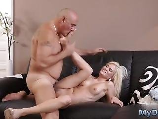 Old Daddy Teen Anal Horny Towheaded Wants To Attempt Someone Tiny Bit