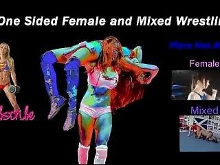 One Sided Mixed Wrestling