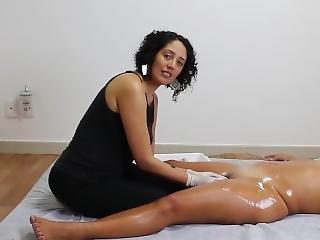 anal rengøring massage sex film