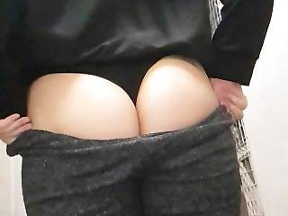Slow Motion Big Ass Teen Latina Horny And Jiggling For Her Fans