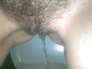 Pissing Again