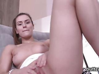 Exceptional Half-nude Skinny Girl Gets Fucked In Opened Anal