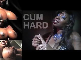 cul, bonasse, gros cul, black, sperme, bave, ébène, milf, modèle, star du porno, pov, solo, mouillée