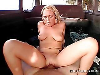 Turned On Blonde Humping Dick In Pov Style