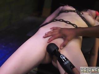 Japanese Secretary Bdsm And Woman In Bondage Fucked By Machine And Step