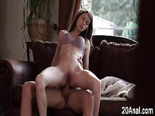 Lingerie Babes Gaping Ass