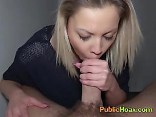 Blonde Whore Lili Parker Gets Her Pussy Ruined