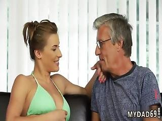 Small Tiny Teen Fucked By Huge Cock She Was Keeping Relationships With