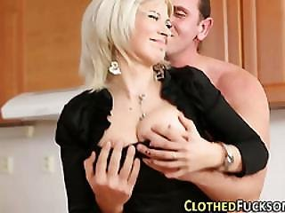 Glam Cfnm Ho Cum Drenched