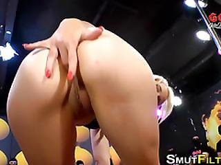 Ass, Blowjob, Bukkake, Cumshot, Cute, European, Facial, Fetish, Hardcore, Swallow, Weird
