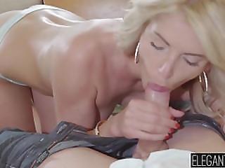 Blonde Milf Bianca Wants Hard Anal Sex In Varios Poses