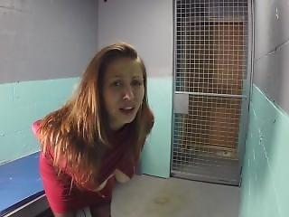 Ariyana Handcuffed # 2