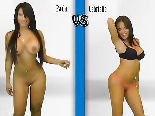 Paola Vs Gabrielle