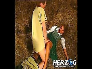Anal Heidi In The Barn