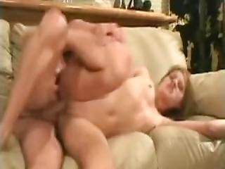 Off Duty Nurse Gets Cum In Mouth
