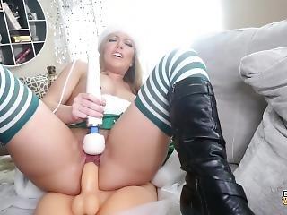 ano, babe, ano grande, teta grande, rubia, sólo, masturbación, milf, model, pornstar, solo