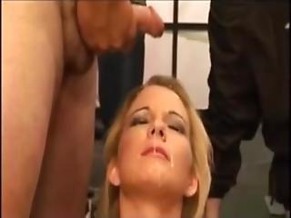 Faces Of Cum : Brooke Cherry