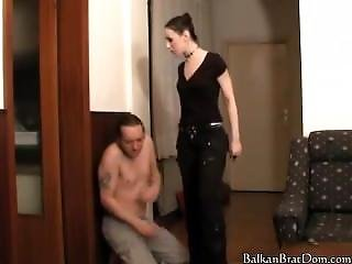 Slave Smacked Around