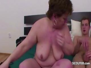 21sextreme large grandma gets ass plowed 7
