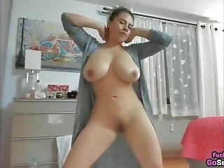 Step Mom Seduces Daughter And Her Girlfriend
