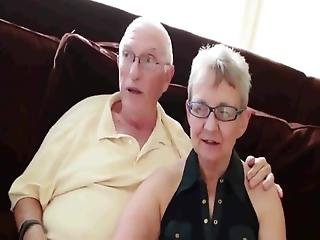 80 Yo Couple Invited Young Stranger To Have Hardcore Sex