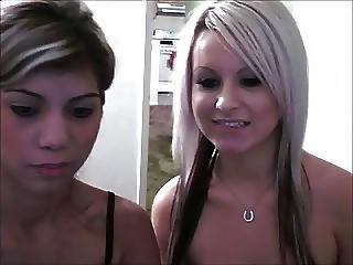Homemade Vid Teen Lesbians