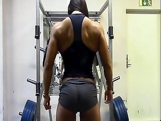 Fitness, Pózování