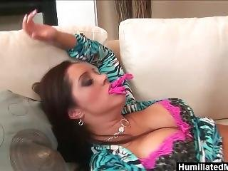 Humiliatedmilfs - Bi Milfs Francesca And Kylie Hunger For Each Others Pussy