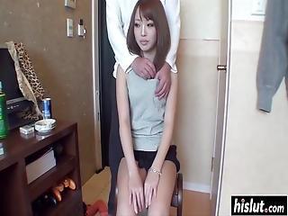 asiat, tissemand, fetish, kneppe, behåret, hardcore, japansk, ben, fisse, spreder
