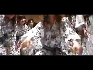 20 Asian Schoolgirls Reverse Gangbang