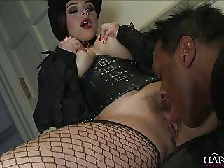 Harmonyvision Big Ass Babe Demands A Black Cock In Her Ass