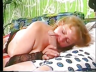 Classic Mature Milf Handles Mr Dick Two Cumshots