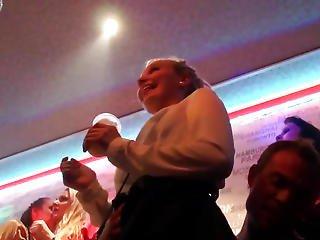 European Party Honeys Blowing Strippers Pecker