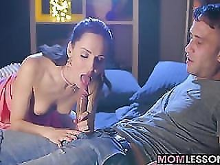 Lilu And Simony Banged By This Big White And Strong Dick