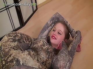 Molly Flexible - Snake Bodysuit Cl-studio