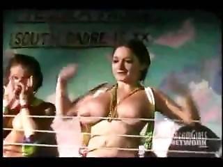 Amateur, Big Tit, Boob, College, Springbreak