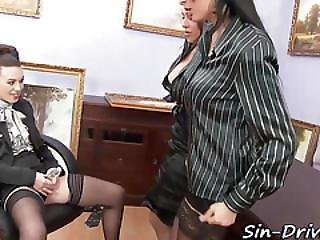 Anal, Fetish, Fingering, Fisting, Glamour, Messy, Mistress, Spanking, Stocking