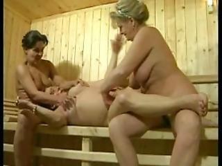 Das echte nackte Sauna-Erlebnis - Tirol Box